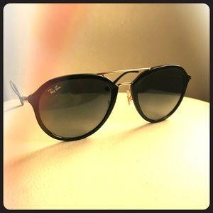 Ray-Ban 'Highstreet' Sunglasses